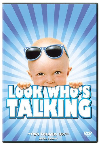 LOOK WHO'S TALKING BY TRAVOLTA,JOHN (DVD)
