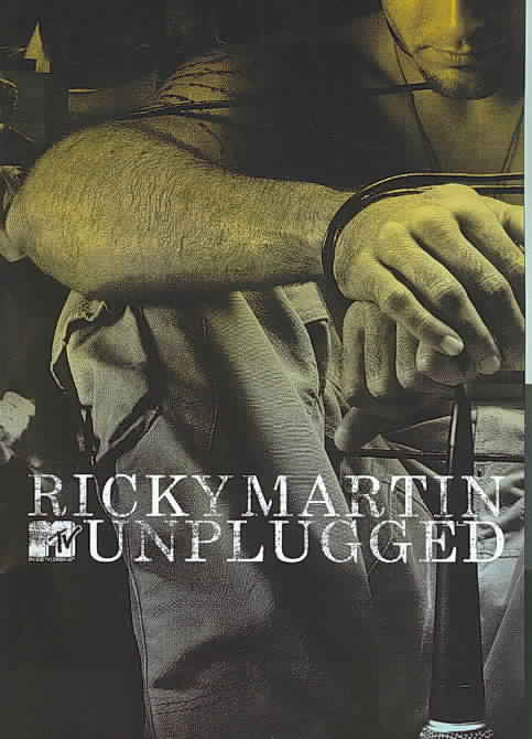 RICKY MARTIN:MTV UNPLUGGED BY MARTIN,RICKY (DVD)