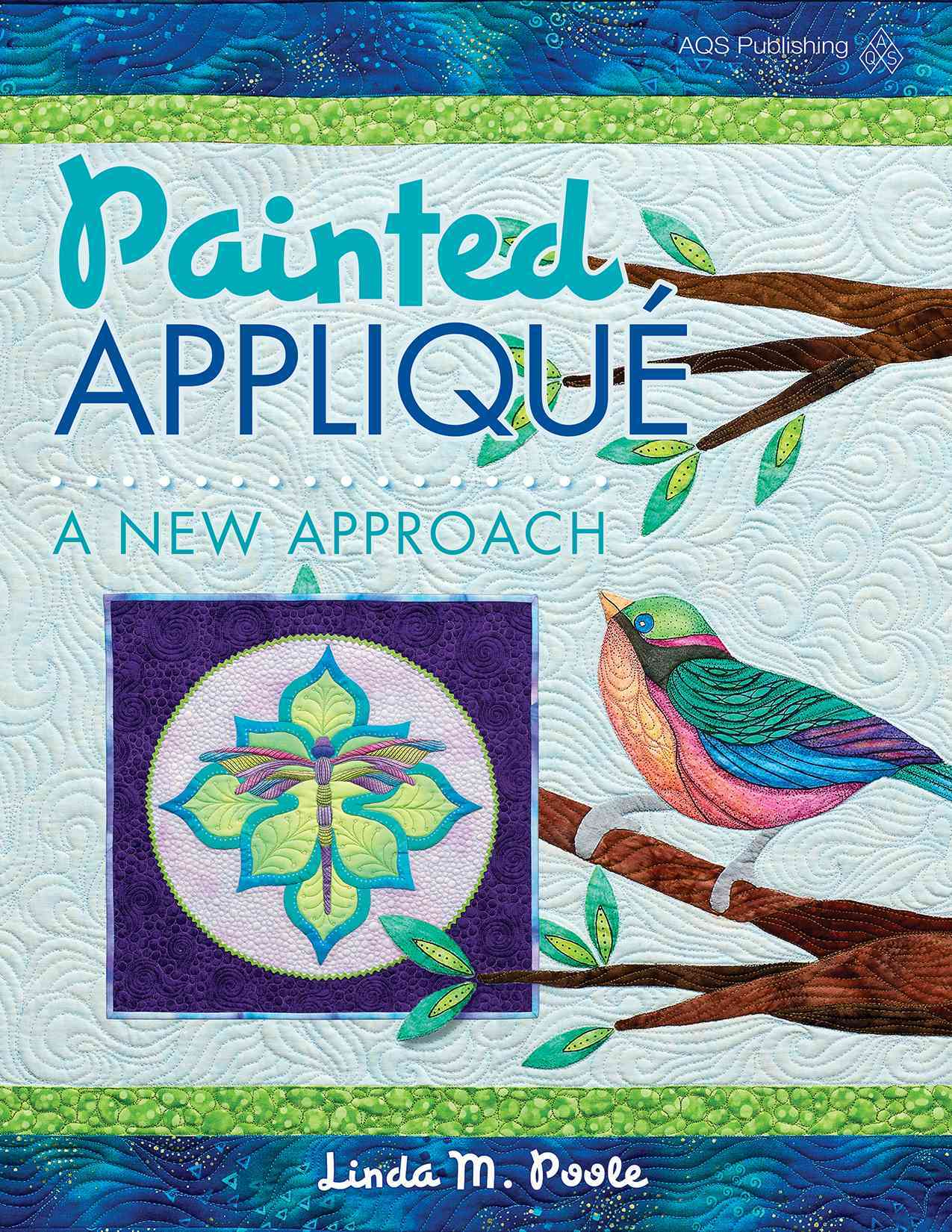 Painted Applique By Poole, Linda M.